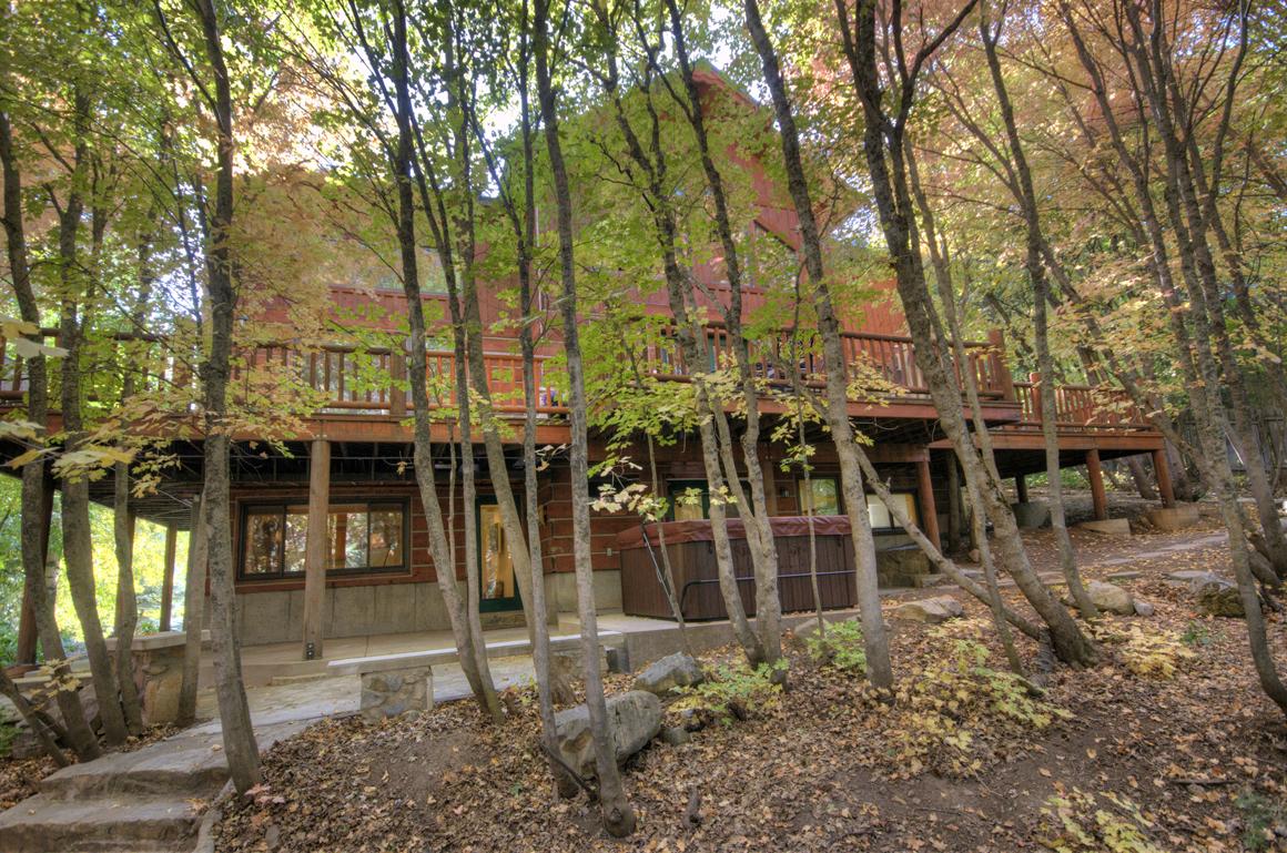 Sundance Cabin Rental