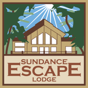 Sundance Escape Lodge Logo